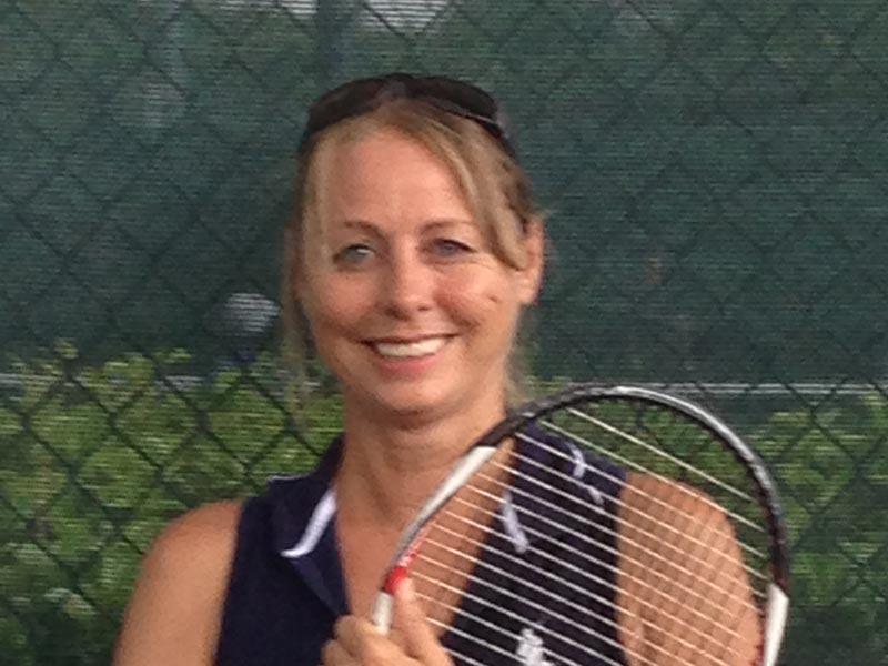 Britta Saemann, celsius tennis academy