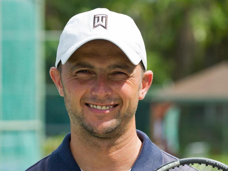 daniel buganu, celsius tennis academy