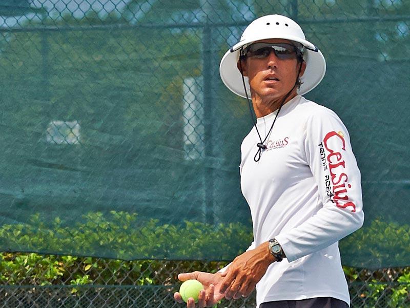 scott shields, celsius tennis academy
