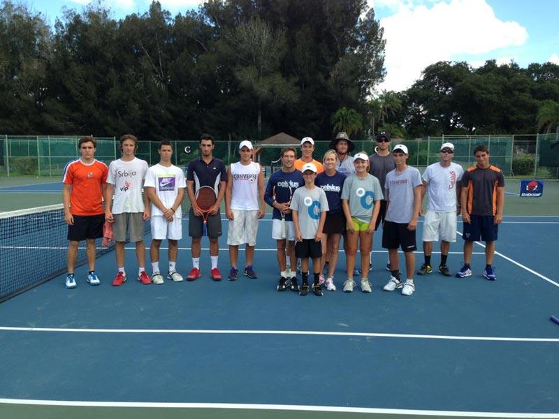 International Tennis Program