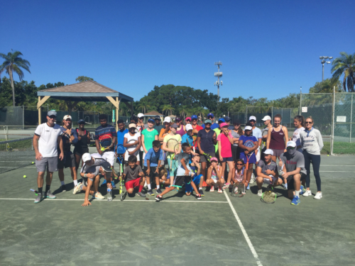 celsius welcomes the bvi tennis association